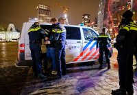 Над 100 души са задържани по време на протестите срещу мерките в Нидерландия