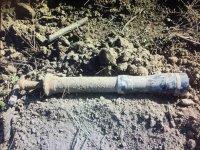 Военни унищожиха невзривен боеприпас в Старозагорско