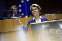 Урсула фон дер Лайен: След 4 дълги години Европа има приятел в Белия дом
