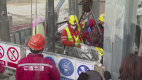 Спасиха 11 миньори след две седмици под земята