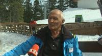 Първият ски учител в Пампорово - в рекордите на Гинес