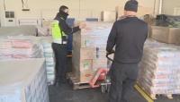 Поредна пратка с помощи за Хърватия от България