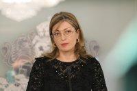 """Екатерина Захариева заминава за Брюксел за първия за годината Съвет """"Външни работи"""""""
