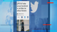 Какво написаха в Туитър влиятелни личности за смяната на караула в САЩ