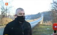 """След зрителски сигнал: Опасен ли е """"Дъговият мост"""" в Русе?"""