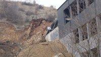Скала се е срутила върху депото за битови отпадъци край Благоевград