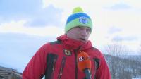 Спасиха мъж, изгубил се в Осоговска планина
