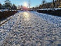 С 30% повече счупвания в болниците след последния сняг