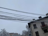 Тежък снеговалеж остави 25 села без ток в Хасковско