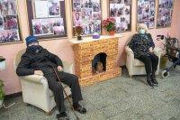 снимка 7 Започна ваксинацията в домове за възрастни хора в София