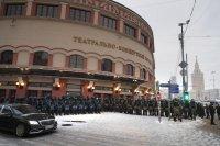 снимка 5 Над 3000 души са задържани на протестите в подкрепа на Навални (СНИМКИ)