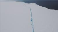 Най-големият айсберг в света е на път да се разпадне