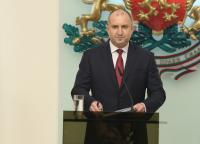 Президентът Радев с отчет на мандата си. Обяви, че се кандидатира за втори