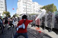 """Тунизийци протестират срещу """"полицейската държава"""""""