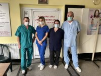Отстраниха 6 кг киста при операция на 65-годишна жена в Пловдив