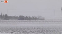 Закъсали коли и тирове в Шуменско. 24 села останаха без ток