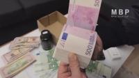 Близо 2 милиона във фалшива валута са открити в разбитата група в Слънчев бряг