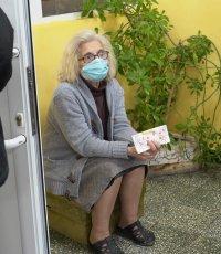 снимка 5 Започна ваксинацията в домове за възрастни хора в София