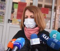 снимка 2 Започна ваксинацията в домове за възрастни хора в София