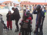 Спазват ли се мерките на ски зоната в Банско