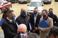 снимка 3 Започна регистрацията на партии и коалиции в ЦИК за изборите