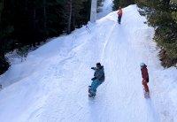 Кои са основните правила за безопасност по ски пистите?