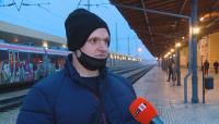 След инцидента в БДЖ: Говори кондукторът на влака, замерян с камъни