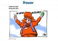 Нидерландски вестник с иронична карикатура: Победихме България