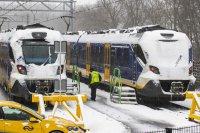 Необичайно студено, обилни снеговалежи и транспортен хаос в Европа