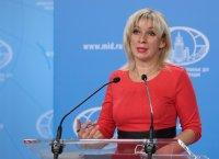 Захарова: Западът се саморазобличава в опитите да сдържа Русия