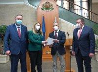 Д-р Абдулах Заргар получи официално българско гражданство