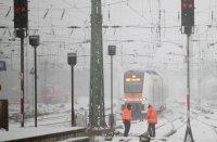Студ, сняг и наводнения в Европа