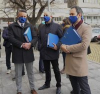 снимка 4 Започна регистрацията на партии и коалиции в ЦИК за изборите