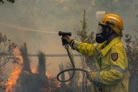 снимка 3 Силен вятър разгаря горския пожар в Австралия, опасността за хората остава