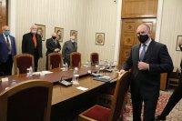 Президентът Радев подкрепя изграждането на нова концертна зала