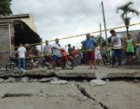 6 по Рихтер разлюля Филипините