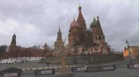 Жозеп Борел на посещение в Москва