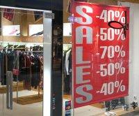 снимка 1 Спазват ли моловете изискванията за разпродажби