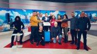 """""""Денят започва с Георги Любенов"""" достигна 500 издания в ефира на БНТ"""