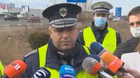 Акция на пътя: Проверяват почиват ли достатъчно професионалните шофьори