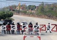 снимка 4 Протестите срещу военния преврат в Мианмар продължават