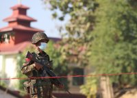 снимка 5 Протестите срещу военния преврат в Мианмар продължават