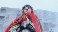 Рита Ора с носия в Перник за новия си клип