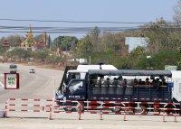 снимка 3 Протестите срещу военния преврат в Мианмар продължават