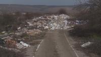 Огромно сметище изникна за дни в Разград