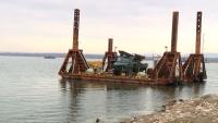 Има повишена концентрация на биогенните вещества във Варненското езеро след аварията