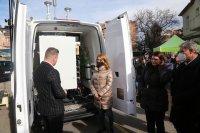 снимка 5 Мобилна станция ще измерва 24 часа качеството на въздуха в София