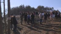 """Варненци протестираха срещу изсичането на гората в """"Коджа тепе"""""""