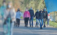 От утре глобяват всеки без маска на открито в Кюстендил