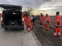 До май ще ремонтират два участъка от Северната дъга на Околовръстния път в София
